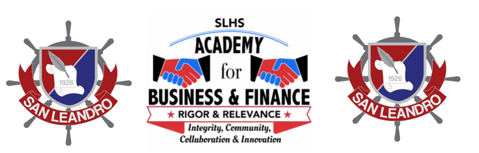 San Leandro Academy For Business and Finance